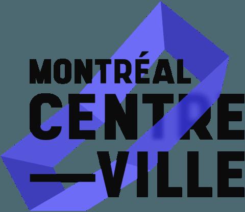 Logo de Montréal centre-ville